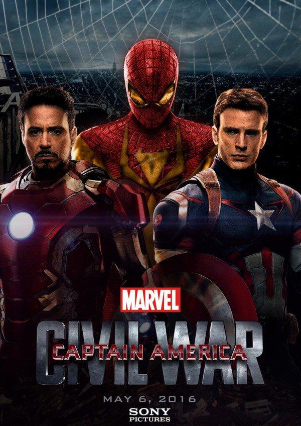 captain-america-3-spider-man-poster