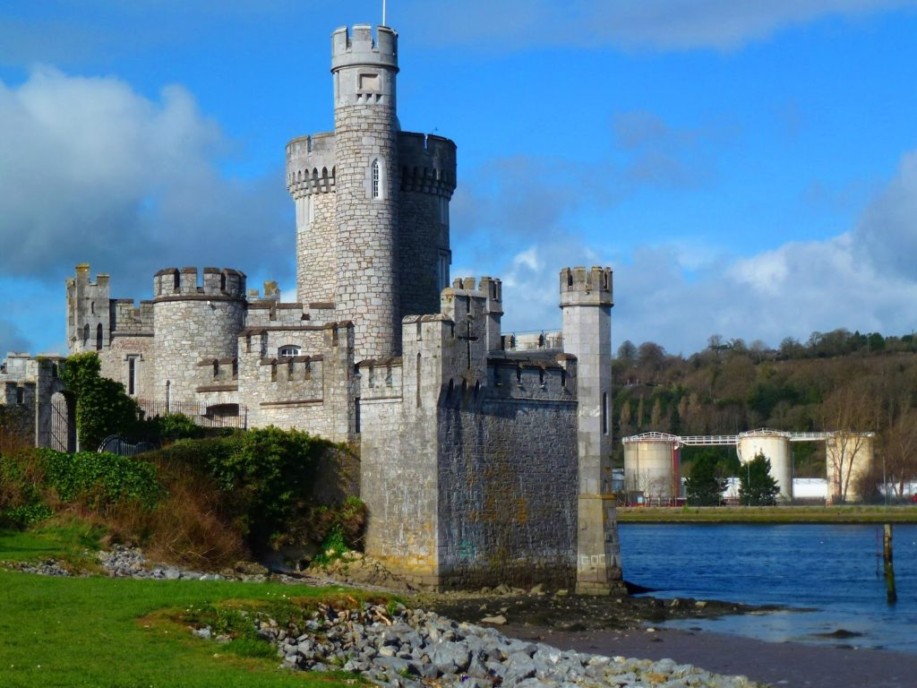 blackrock castle, cork